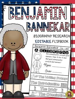 BLACK HISTORY: BIOGRAPHY: BENJAMIN BANNEKAR