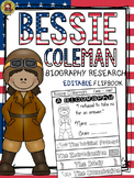 BLACK HISTORY: BIOGRAPHY: BESSIE COLEMAN