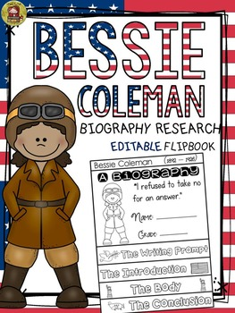 BLACK HISTORY: BIOGRAPHY: BESSIE COLEMAN
