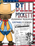 BLACK HISTORY: BIOGRAPHY: BILL PICKETT