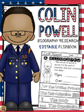 BLACK HISTORY: BIOGRAPHY: COLIN POWELL