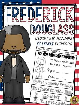 BLACK HISTORY: BIOGRAPHY: FREDERICK DOUGLASS