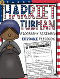 BLACK HISTORY: BIOGRAPHY: HARRIET TUBMAN
