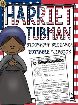 BLACK HISTORY: BIOGRAPHY: HARRIET TUBMAN