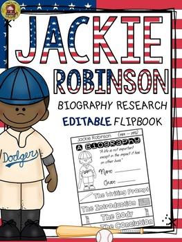 BLACK HISTORY: BIOGRAPHY: JACKIE ROBINSON