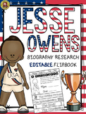 BLACK HISTORY: BIOGRAPHY: JESSE OWENS