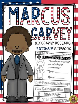 BLACK HISTORY: BIOGRAPHY: MARCUS GARVEY