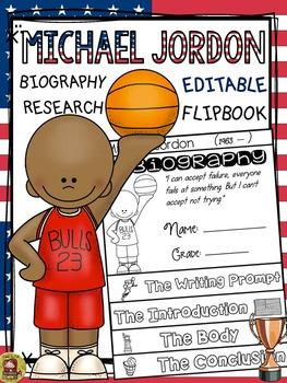 BLACK HISTORY: BIOGRAPHY: MICHAEL JORDON