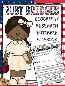 BLACK HISTORY: BIOGRAPHY: RUBY BRIDGES