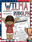 BLACK HISTORY: BIOGRAPHY: WILMA RUDOLPH