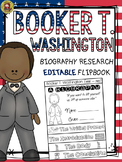 BLACK HISTORY: BIOGRAPHY: BOOKER T. WASHINGTON