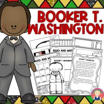 BLACK HISTORY - Booker T. Washington