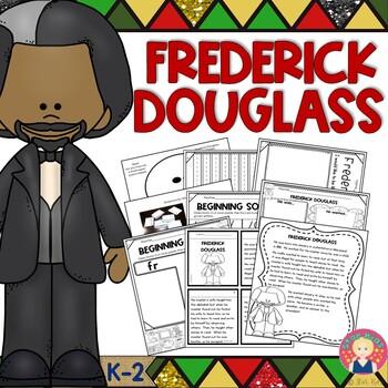 BLACK HISTORY - Frederick Douglass