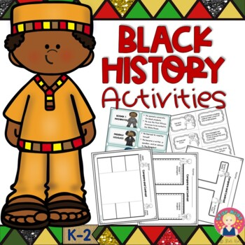 BLACK HISTORY - Game and Research Project