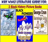 BLACK HISTORY!  3 BLACK ENTREPRENEURS!  Hallelujah Flight! Bessie Coleman!