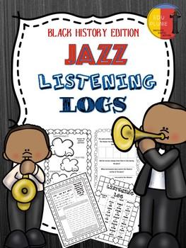 BLACK HISTORY: JAZZ MUSIC LISTENING LOGS
