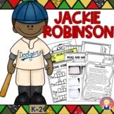 BLACK HISTORY Jackie Robinson
