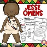 BLACK HISTORY Jessie Owens