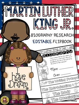 BLACK HISTORY: MARTIN LUTHER KING JR.: BIOGRAPHY