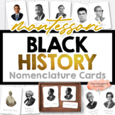 BLACK HISTORY MONTH Famous African Americans Nomenclature