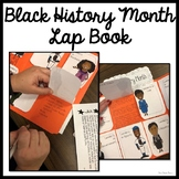BLACK HISTORY MONTH LAP BOOK WITH READINGS