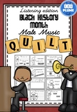 BLACK HISTORY MONTH MUSIC - LISTENING QUILT