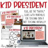 BLACK HISTORY MONTH: Modern Day Influencers   Kid President