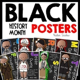BLACK HISTORY MONTH POSTERS