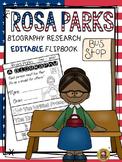 BLACK HISTORY: BIOGRAPHY: ROSA PARKS