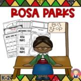 BLACK HISTORY Rosa Parks