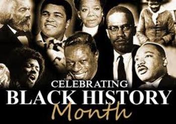 BLACK HISTORY Smart Board Lesson Plan
