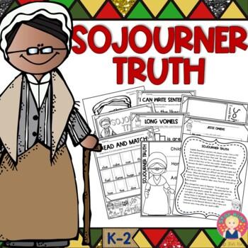 BLACK HISTORY Sojourner Truth