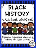 BLACK HISTORY WAS HAD WANTED