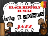 BLACK JAZZ MUSIC HISTORY BUNDLE
