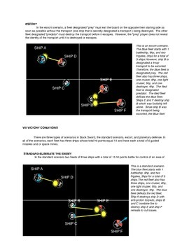 BLACK SWORD TRAVEL RULES PART 2