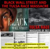 BLACK WALL STREET AND THE TULSA RACE MASSACRE