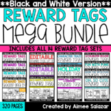 BLACK & WHITE Reward Tags MEGA Bundle