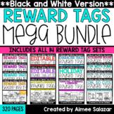BLACK & WHITE Reward Tags MEGA Bundle