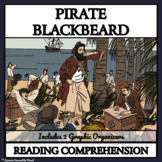 BLACKBEARD THE PIRATE - Reading Comprehension