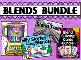 R, S, L Blends Phonics Bundle