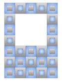 BLANK Blue Tile Teacher Organizer