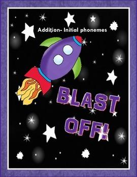BLAST OFF-Adding initial phonemes