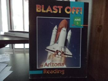 BLAST OFF!  ON ARIZONA READING               isbn 0-7836-2217=1