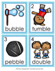 BLE Final Stable Syllable Words Write the Room