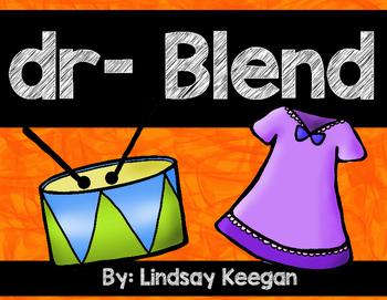 Blends: DR Blend Activities