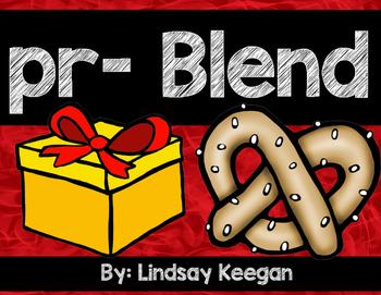 Blends: PR Blend Activities