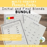 Orton-Gillingham Phonics Initial and Final Blends Multisen