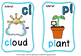 BLENDS flash cards (free)