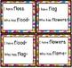 FL Word Game Set for Initial FL Blends