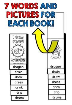 BLENDS ACTIVITIES: BLENDS FLIP BOOKS: L BLENDS, R BLENDS & S BLENDS PRINTABLES